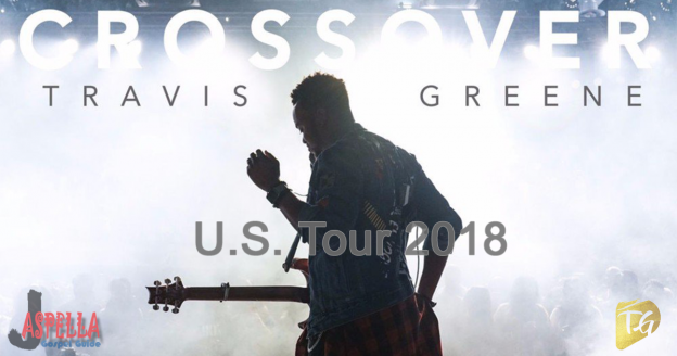 Travis Greene 2018 U.S. Tour