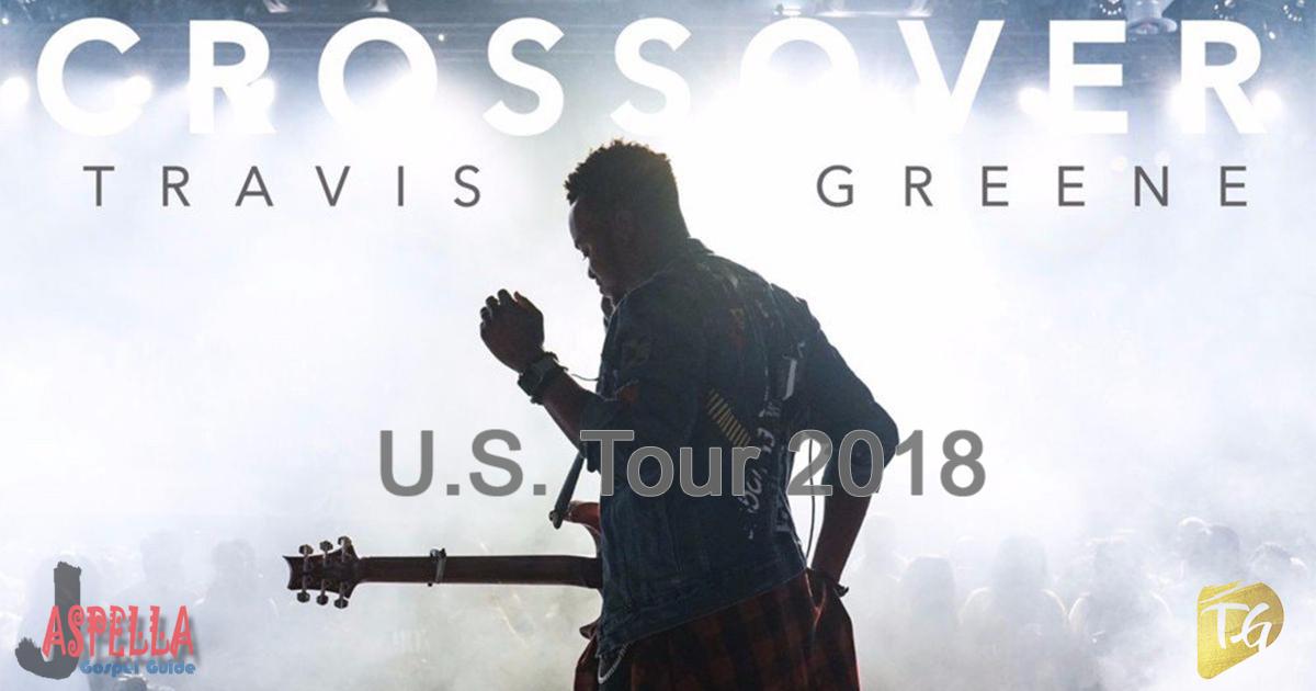 Travis Greene 2018 U.S. Tour