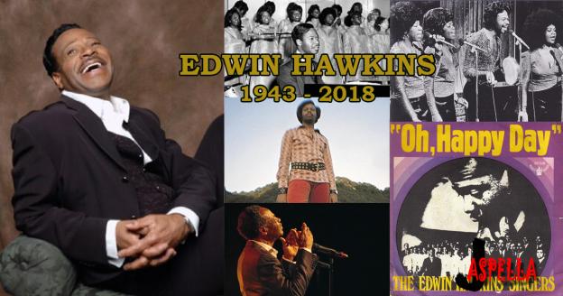 Edwin Hawkins (1943 - 2018)